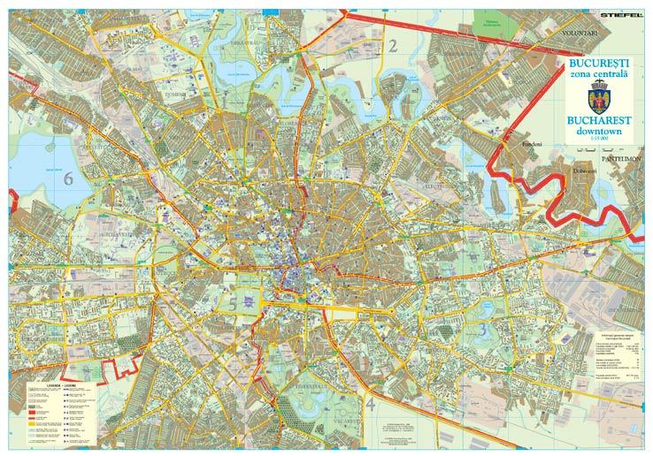 harta rutiera bucuresti harta capitalei | Business Map harta rutiera bucuresti