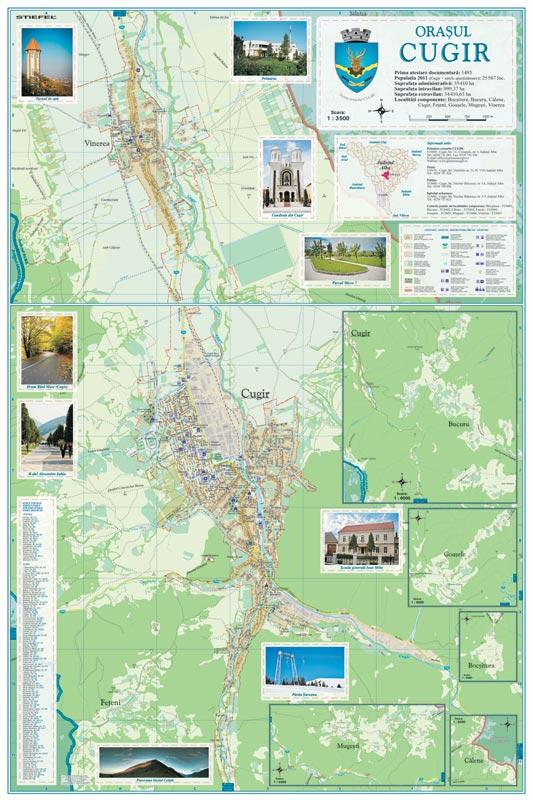 Harta Cugir Harta Personalizata