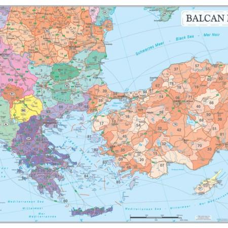 harta-personalizata-balcan-map---2012