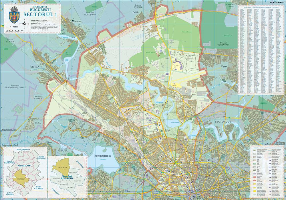 harta-bucuresti-sector-1-business-map